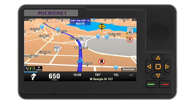 Sygic Successfully Tested On Micronet Rugged Android