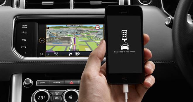 Sygic Car Navigation connects your phone with your car's ...