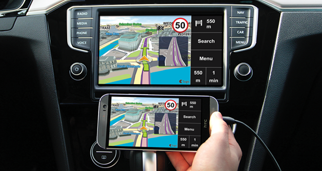 Which infotainment system to choose for great apps directly in your