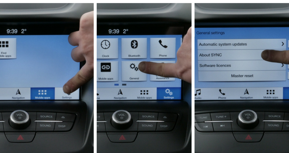 Ford Sync Reset >> Looking For A Great Alternative To Your Ford Built In